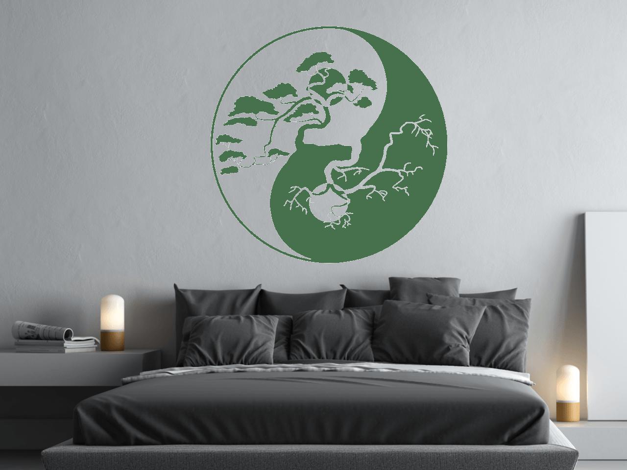 Schlafzimmer yin yang verschiedene ideen for Bett yin yang